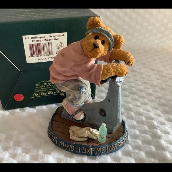 Boyd's Bears - R S Huffenpuff